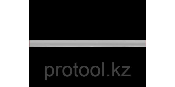 Правило алюминиевое, прямоугольный профиль Зубр Мастер 2 метра, фото 2