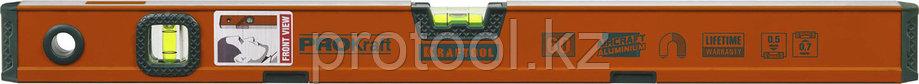 """Уровень KRAFTOOL """"KRAFT-MAX"""" магнитный, особо усилен, 2 ампулы, 2 фрезерованные базовые поверхности, 80см, фото 2"""