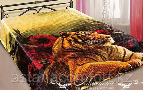 "Шелковое 2-спальное покрывало ""Шерхан"" Marianna, размер 230х 250 см"