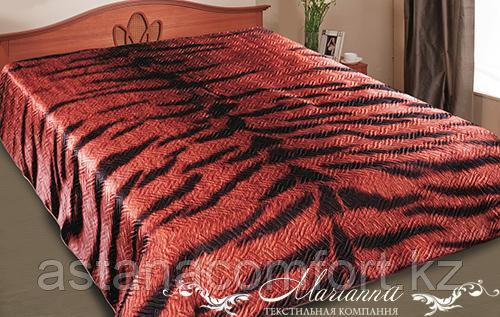 "Шелковое 2-спальное покрывало ""Охота"" Marianna, размер 230х 250 см"