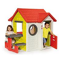 Игровой детский домик со столом Smoby 810401, фото 1