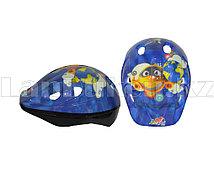 Защитный шлем для детей (синий)