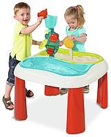 Стол-песочница Smoby для песка и воды 840107