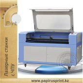 Лазерный гравер станок 1390 120W