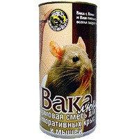 """""""Вака Люкс"""" кормовая смесь для декоротивных крыс и мышей 800г, фото 1"""