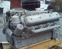 Двигатель без коробки передач и сцепления осн. комплектации (ПАО Автодизель) для двигателя ЯМЗ  238БН-1000186