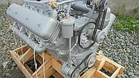 Двигатель без коробки передач и сцепления 22 комплектации (ПАО Автодизель) для двигателя ЯМЗ 238Б-1000208