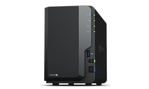 Сетевой NAS-сервер Synology DS218+ 2xHDD NAS All-in-1