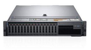 Сервер Dell R740 16SFF 2 U/2 x Intel Xeon Silver 4114 (10C/20T,14M) 2,2 GHz/32 Gb RDIMM 2666 MHz/H740P,8