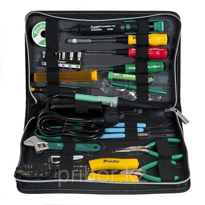 Pro'sKit 1PK-810B Набор инструментов для обслуживания ПК