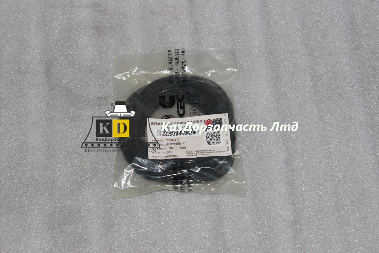 Уплотнительное резиновое кольцо гильзы С3907177 Cummins GR215 6CT8.3A-C215