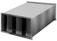 Шумоглушитель прямоугольный пластинчатый 1200 х 500 - 1000 А7Е.178.000-01 аналог ГП 1-2 с. 5.904-17