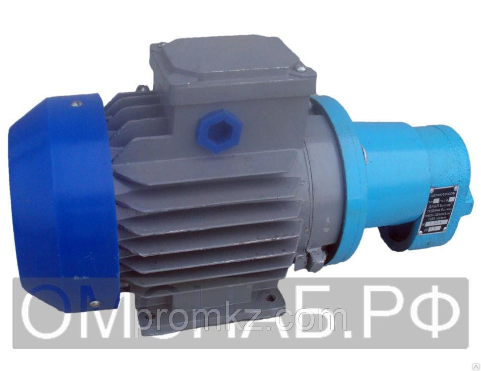 Агрегат насосный БГ 11-11 с электродвигателем