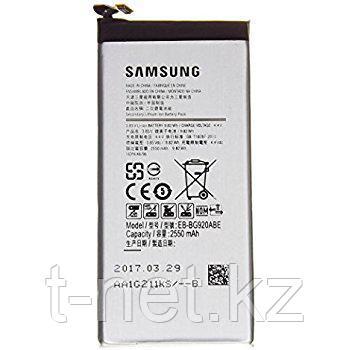 Аккумуляторная батарея Samsung Galaxy S6 EB-BG920ABE
