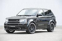 Hamann широкий на Range Rover Sport (Рестайлинг), фото 1