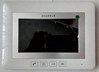 Видеодомофон  ZHUDELE   773, фото 1