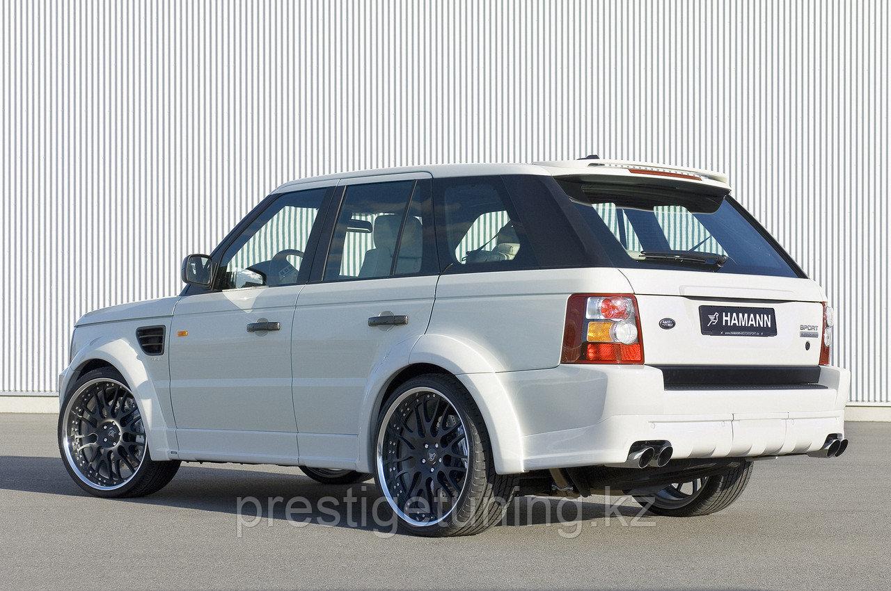 Range Rover Sport – Hamann Conqueror style