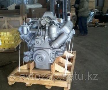 Двигатель с коробкой передач и сцеплением 33 комплектации (ПАО Автодизель) для двигателя ЯМЗ  238Д-1000016-33