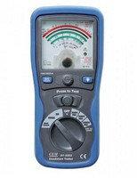 Аналоговый тестер изоляции и электропроводимости DT-5503