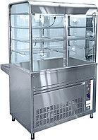 Прилавок-витрина тепловая ПВТ-70КМ