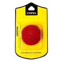 Подставка-держатель для смартфона PopSockets [ПопСокетс] UNIPHA (Красный)