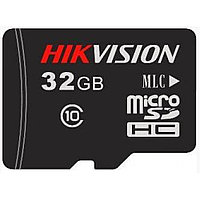 Карта Памяти MicroSD HIKVISION 32гб (HS-TF-L2I/32G)
