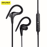 Гарнитура Bluetooth Awei B925BL Wireless Sports Earphones Black