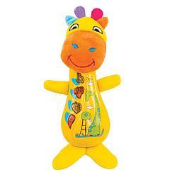 "Happy Snail Музыкальная игрушка ""Жирафик"""