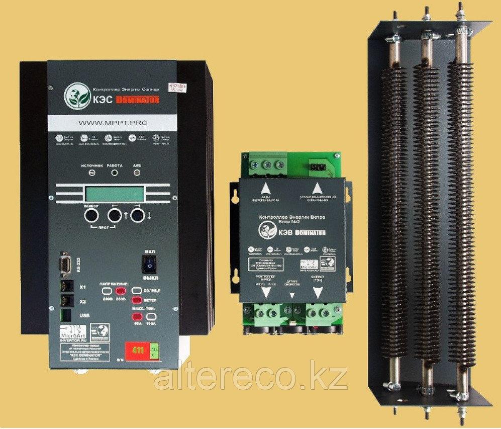 Ветряной контроллер КЭВ Dominator MPPT 3-4кВт