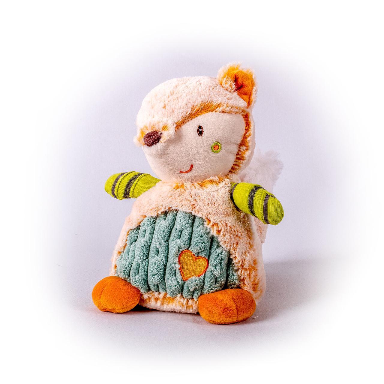 """Мягкая игрушка """"Лисичка цветная"""", 17 см"""