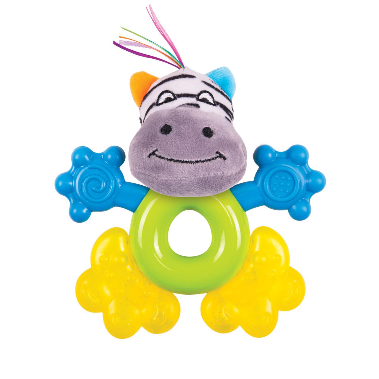 """Happy Snail Погремушка """"Фру-Фру"""""""