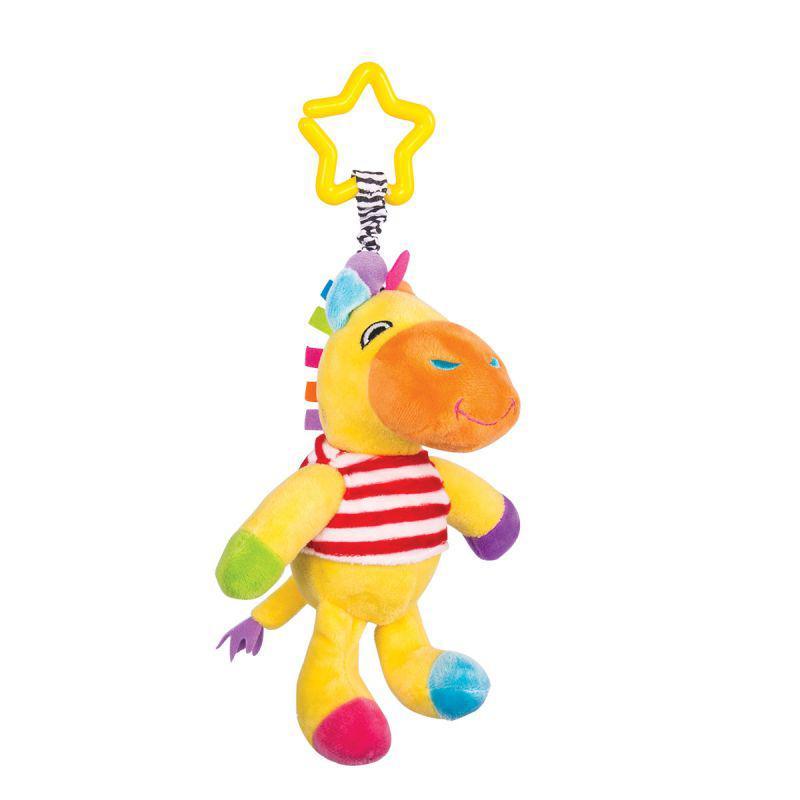 """Happy Snail Игрушка подвеска """"Жираф Спот"""""""
