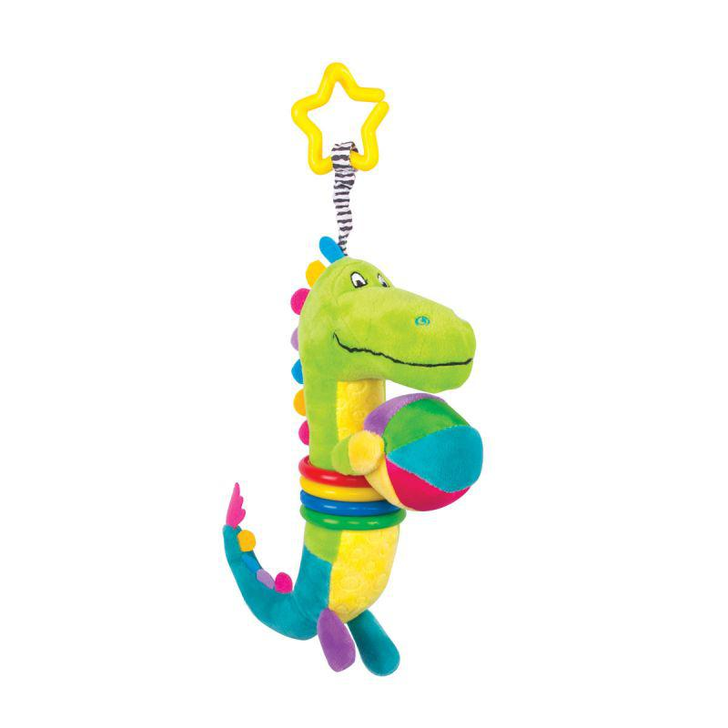 "Happy Snail Игрушка подвеска ""Крокодил Кроко"""