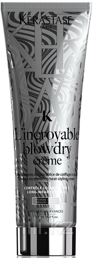Крем для укладки толстых непослушных волос - Kerastase L'incroyable Blowdry Creme 125 мл.