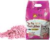 To Fu , 6L (2,5кг) Персик соевый наполнитель для туалета кошек ТОФУ