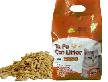 To Fu кофе 6L (2,5кг) Наполнитель соевый для кошачьего туалета ТОФУ, фото 1