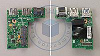 USB 2.0 3.0 порты LAN разъем плата для ACER Aspire 3750 3750G