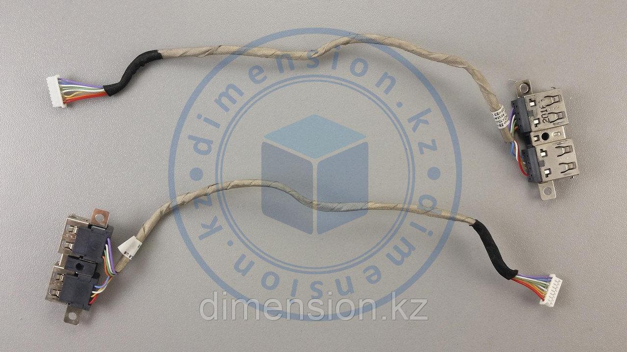 USB разъемы, порты для HP Probook 4520s 4525s