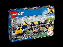 60197 Lego City Пассажирский поезд, Лего Город Сити