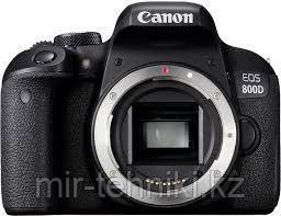 Фотоаппарат EOS Canon 800D Body