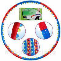 """Обруч """"hoop double grace magnetic js-6003"""" с магнитами"""