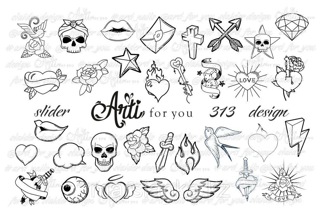 Слайдер дизайн ArtiForYou #313