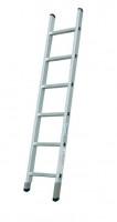 Ал. приставная лестница Sibilo 6 Н=1,85/3,1м (121387)