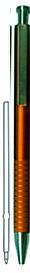 «Ручки шариковые (Ball Pens)»Metallic Orange