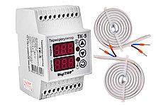 Терморегулятор ТК-5 (0… +85°C, 6А)