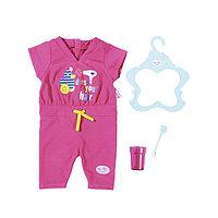 Zapf Creation Baby born 823-590 Бэби Борн Пижама, зубная щетка и стаканчик