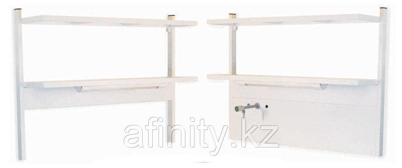 Надставки для лабораторных столов