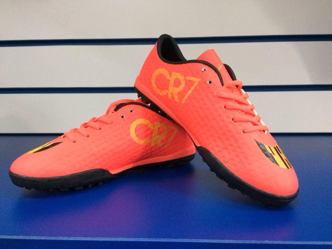 Детские СОРОКОНОЖКИ Nike CR7