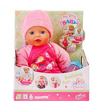 Zapf Creation Baby born 822-500 Бэби Борн my little BABY born Кукла быстросохнущая 32 см, фото 1