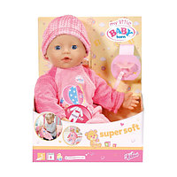 Zapf Creation Baby born 822-524 Бэби Борн my little BABY born Кукла 32 см, фото 1